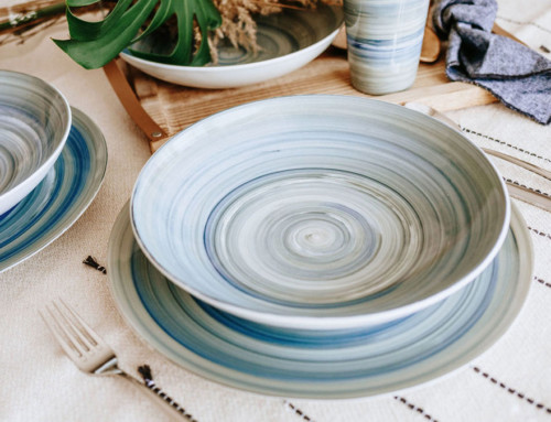 Porzellan-Geschirr für jeden Anlass